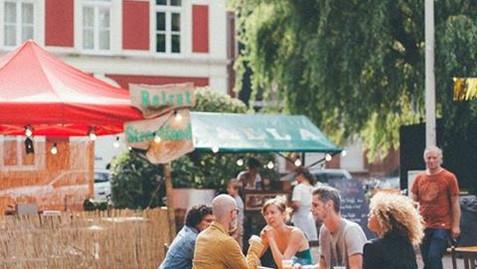 Foodfest, Antwerpen, Sint-Andries