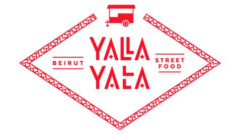 Logo Yalla Yalla Beirut Streetfood