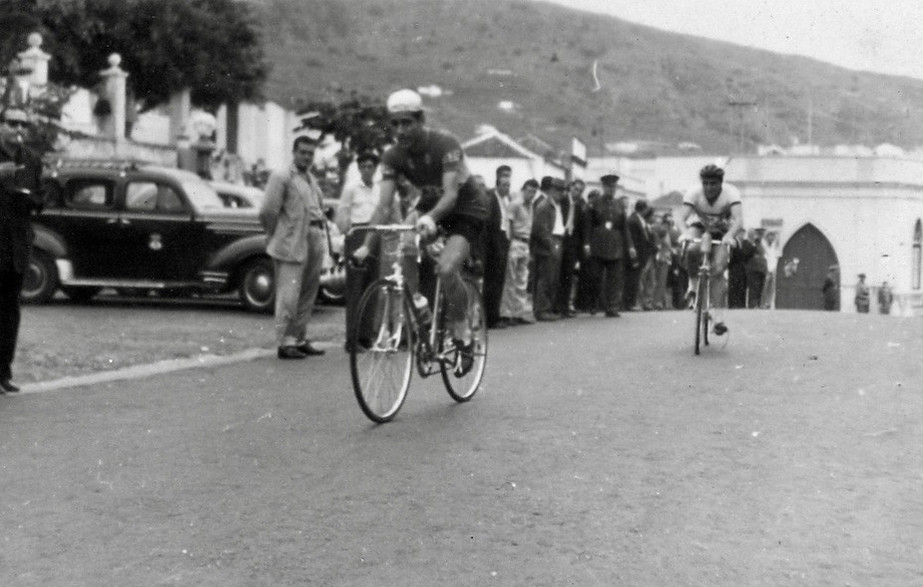 Carrera de La Orotava (Tenerife) 1958