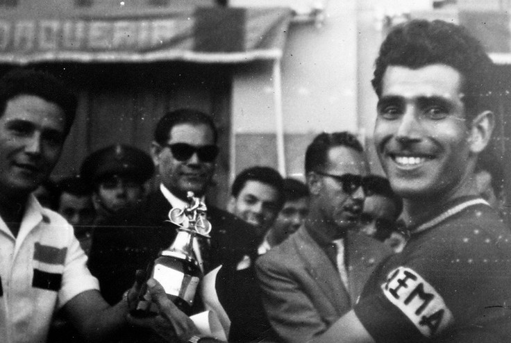Carrera del Realejo (Tenerife) 1959