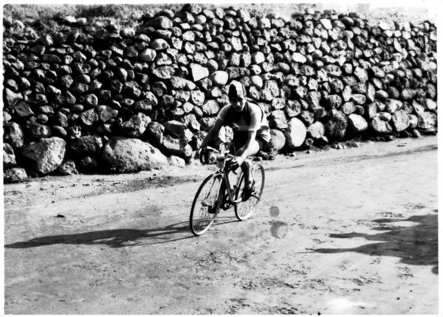 Subida al Bailadero (Tenerife) 1956