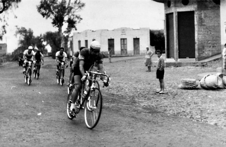 Carrera Santa Cruz-Los Silos-Santa Cruz (Tenerife) 1958