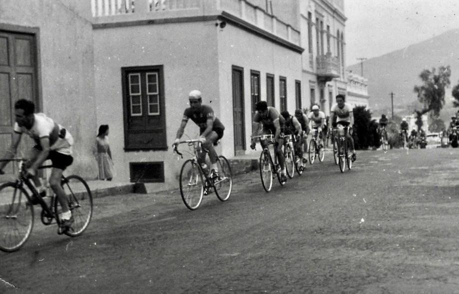 Regreso de los Silos a Santa Cruz (Tenerife) 1958