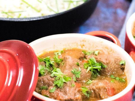Hungarian Style Beef Stew
