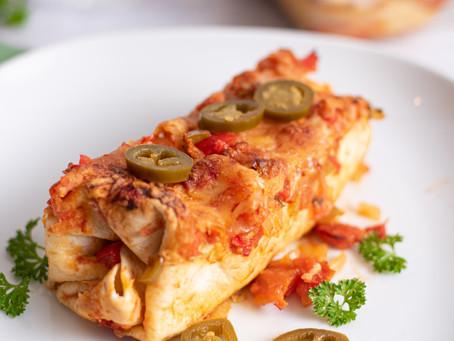 Chicken Enchiladas #Shelftember Style