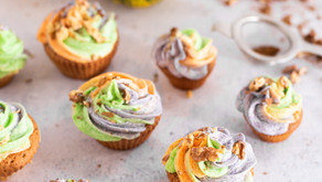 Who Doesn't Need a Pumpkin Spiced Cupcake Right Now?