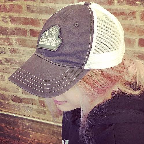 Garment Washed Trucker Hat