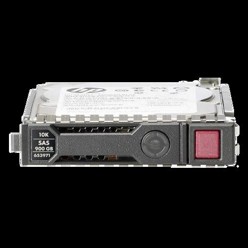 Hewlett Packard Enterprise 900GB hot-plug dual-port SAS HDD 2.5