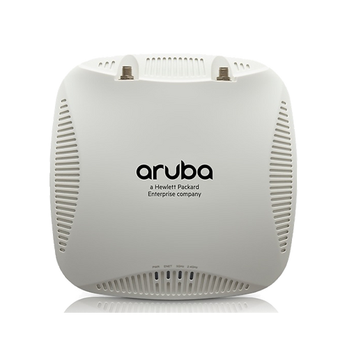 HPE Aruba AP-204 802.11n/ac Dual 2x2:2 Radio Antenna Connectors AP