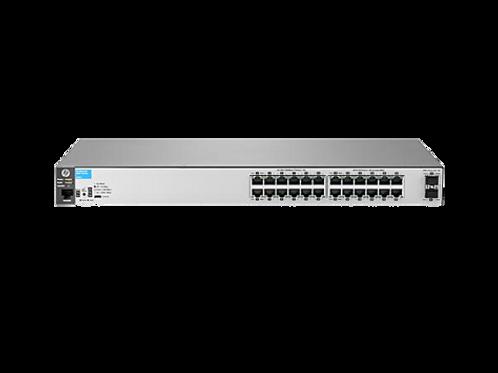 HP Switch 2530-24G-2SFP+ 24xGBit