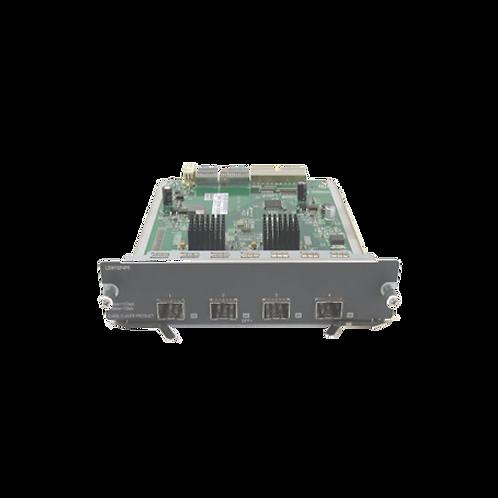 HPE netwerk switch module: 5800 4-port 10GbE SFP+