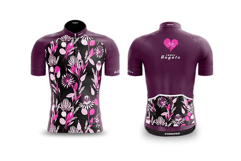 Sports Fit Cycling Jersey