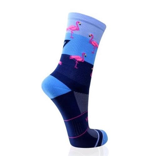 Flamingo Versus Socks