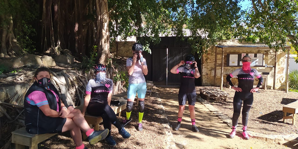 Rookie Outride- Contermanskloof, Durbanville