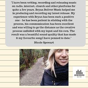 Nicole SPowart