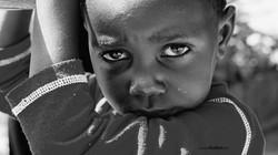 portrait de Gamin africa