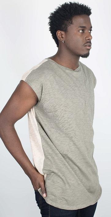 T-Shirt SUMMER BEIGE & KAKI