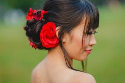 Chinese prewedding photoshoot Prauge
