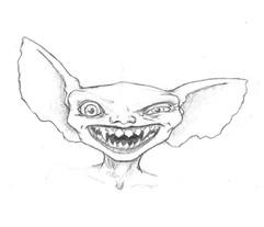 Gremlin Face