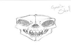 Gremlin Skull