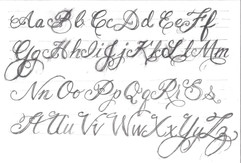 Narrow-Wide Script