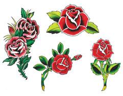 Am.Trad. Roses