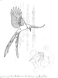 Linework Bird
