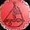 Thumbnail: Sailboat Stickers / Set of 15 / Envelope Seal / Treat Bag Sticker / Party Favor