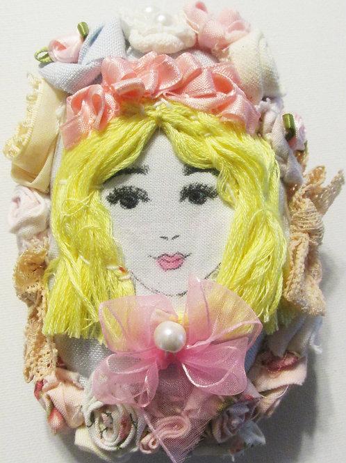 Easter Egg- Blonde Beauty