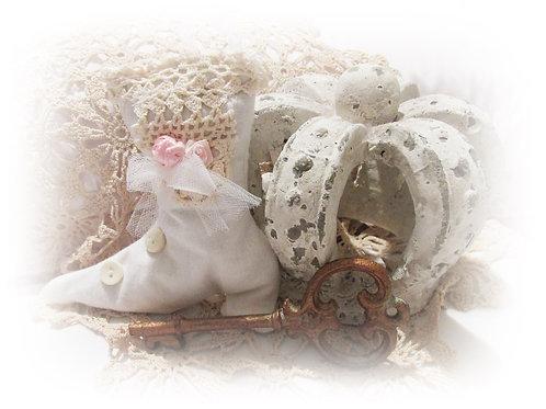 Lavender Sachet Boot