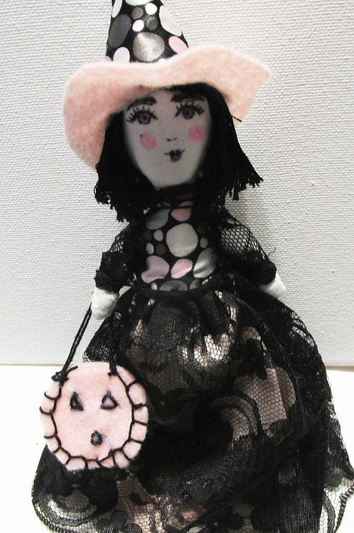 Halloween Witch Doll- Lunatic Lily
