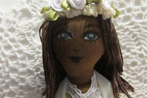 Soft Black Doll-Princess Brittney