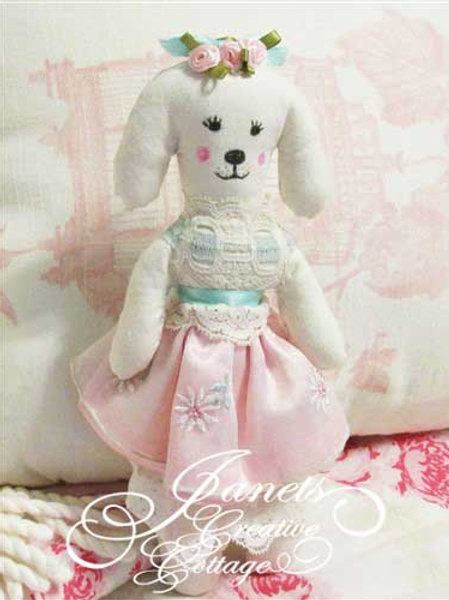 Dog Doll-Dressed for Dinner