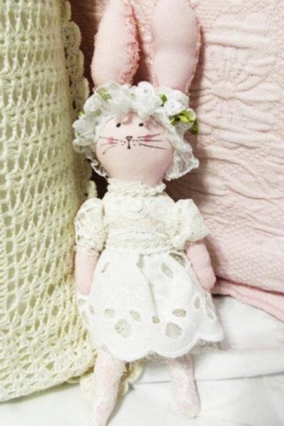 Handmade Fabric Bunnies-Cute Bunnies-Grandma Bunnies