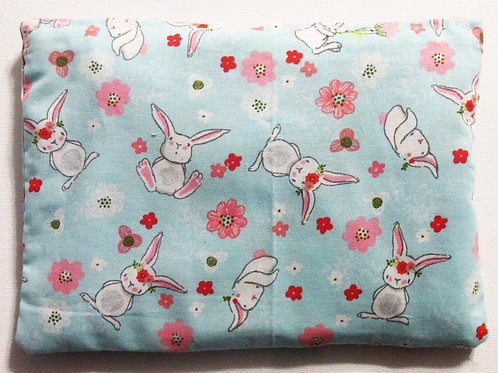 Bunnies Pouch, Bunnies Make Up Bag,Bunnies Cosmetic Bag