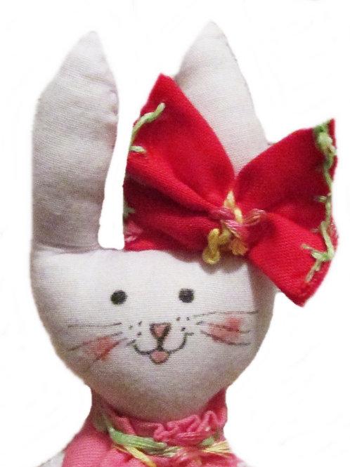 Easter Bunny, Handmade Ornament Bunny