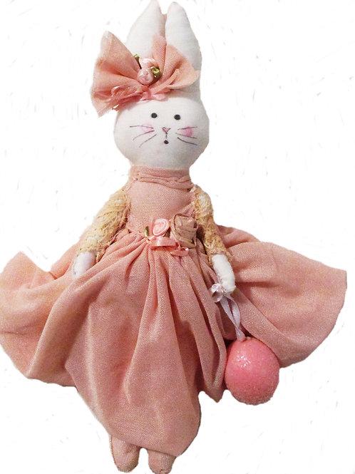 Shabby Chic Easter Bunny Bella Bunny
