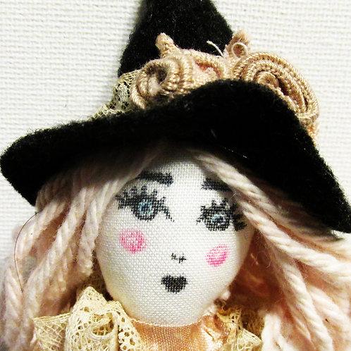 Halloween Witch Doll-Sabrina