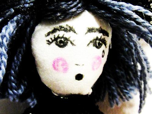 Halloween Doll-Wilma the Widow Doll