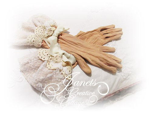 Victorian Style Gloves