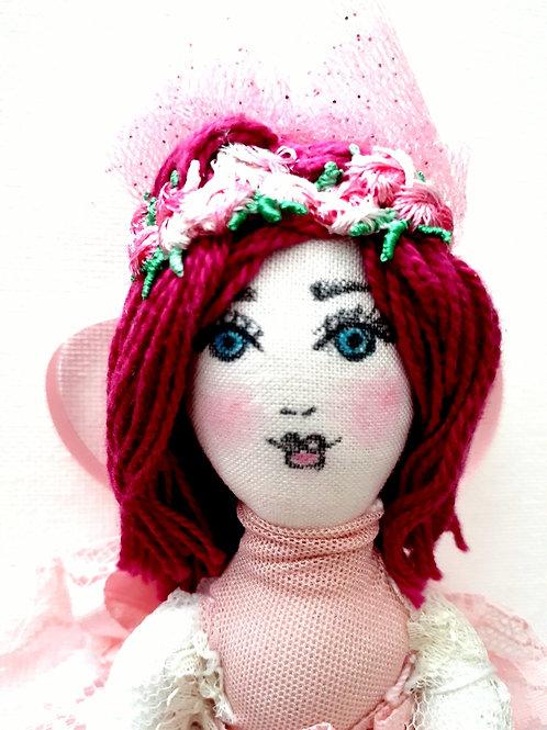Valentine's Day Doll