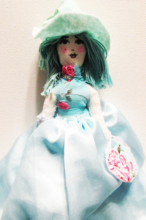 Halloween Witch Doll-Gwen The Good Witch