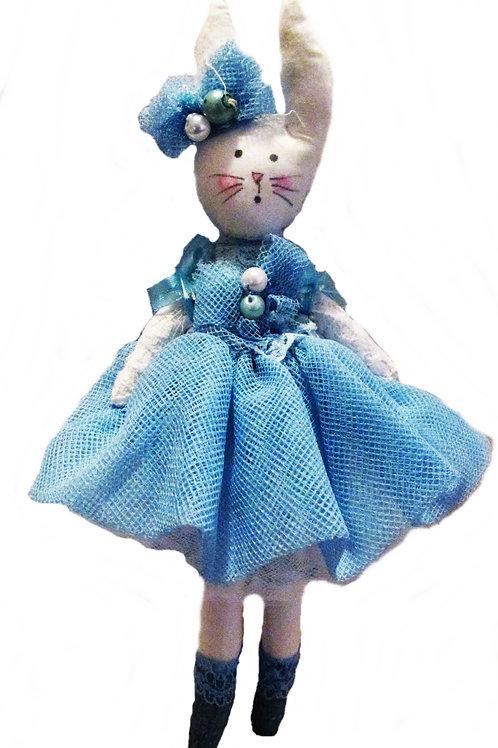 Bunny Doll, Handmade Bunny, Easter Hare