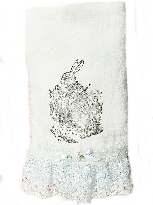 Bunnies Flour Sack Towel