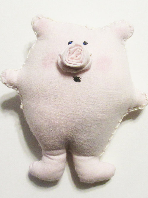 Puffies Collection-Puffy Mini  Pig
