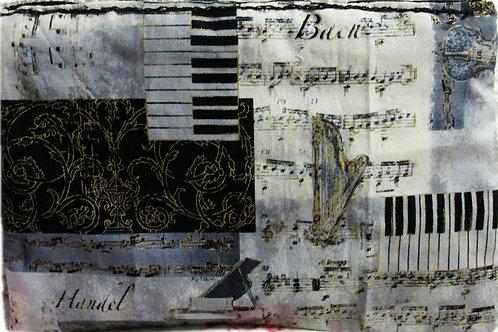 Music Make Up Bag