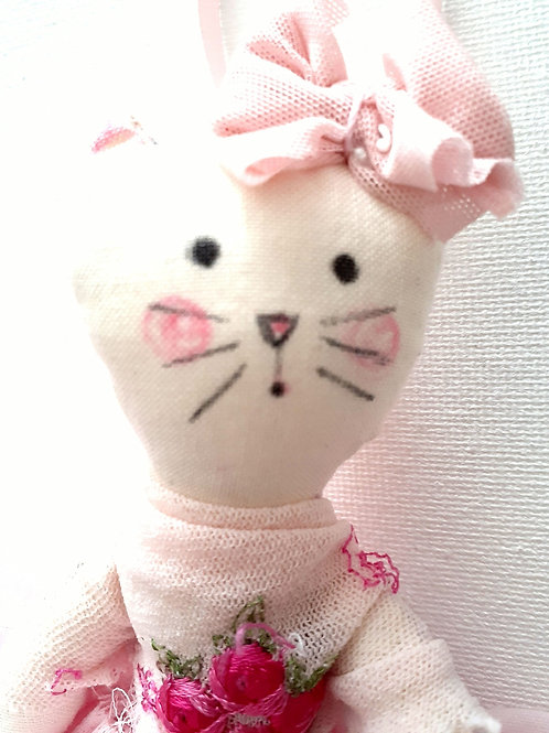 Cat Doll-Valentine Kitty