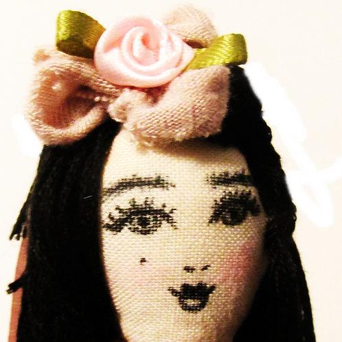 Shabby Chic Doll-Lovely Lolita