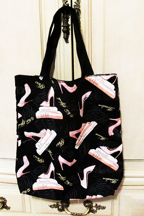 Stiletto High Heels Tote Bag