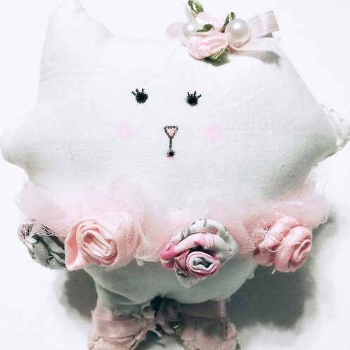 Puffie Cat-Rose, Cat doll